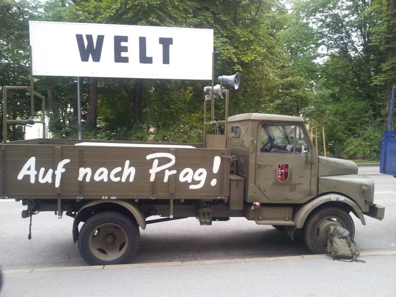 """Auf nach Prag"""