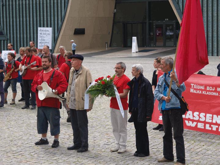Denkmal Warschauer Ghetto