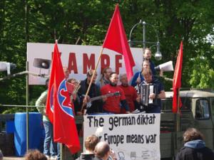 Die Garanten einer neuen Welt – die Jugend und  die Arbeiter.