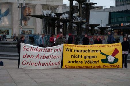 Kundgebung am Alex, 4.5.2010