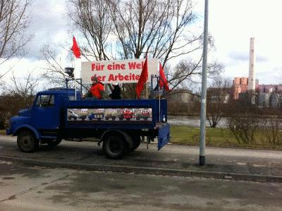 LKW Schweinfurt