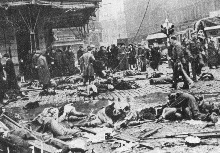 V2-Terror in London